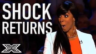 BAD Contestants RETURN To The X Factor Auditions | X Factor Global
