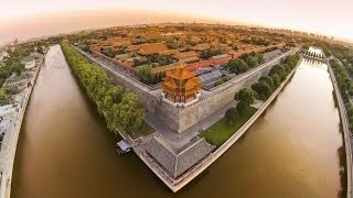 Video : China : BeiJing 北京 from the air