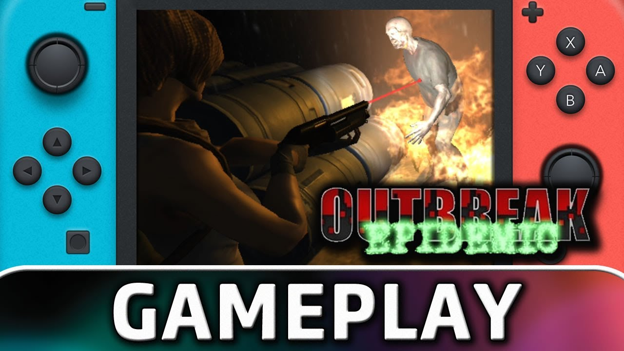 Outbreak: Epidemic | Nintendo Switch Gameplay