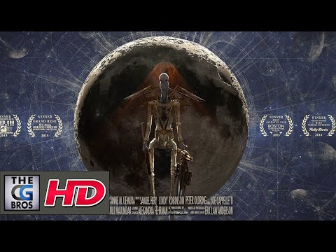 "**Multi-Award-Winning** CGI Animated Short : ""The Looking Planet"" - by Eric Law Anderson 