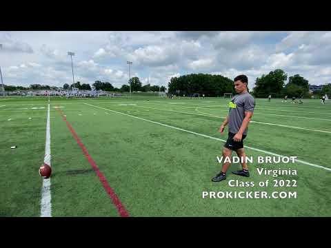 VADIN BRUOT - RAY GUY PROKICKER.COM KICKER