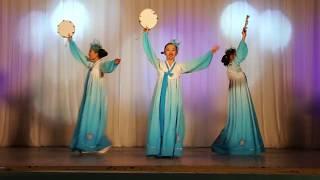 Танец с бубном (Dance with a tambourine)