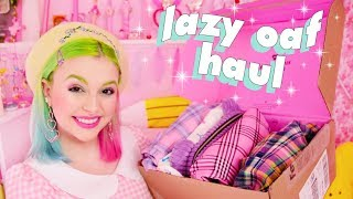 💕🎨 SUMMER '18 LAZY OAF HAUL 🍒✨