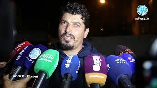 مدرب حراس أولمبيك أسفي زهير عفيفي في تصريح احترافي يكشف أسباب الهزيمة أمام الرجاء