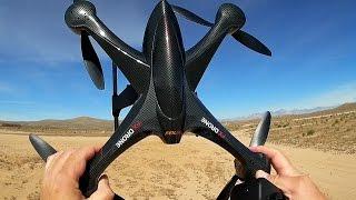 Feilun FX122C3 Large Camera Drone Flight Test Review