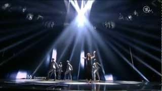 Lena Meyer Landrut - Taken by a Stranger Eurovision Song Contest 2011 ESC.
