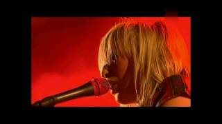 THE TING TINGS - GREAT DJ - LIVE