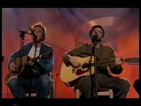 Travis - Here Comes The Sun - BBC1 - Saturday 1st December 2001