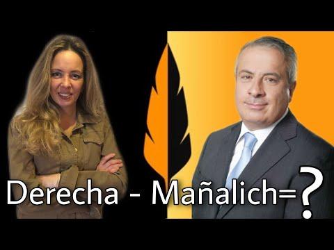 Derecha – Mañalich = ?