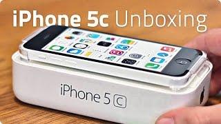 №18 Распаковка (Unboxing) IPhone 5c с Aliexpress !