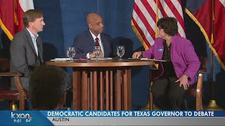 Democratic candidates for Texas governor tackle immigration, education