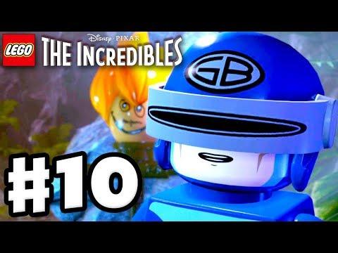 LEGO The Incredibles Walkthrough - Part 6 - Screenslaver Showdown by