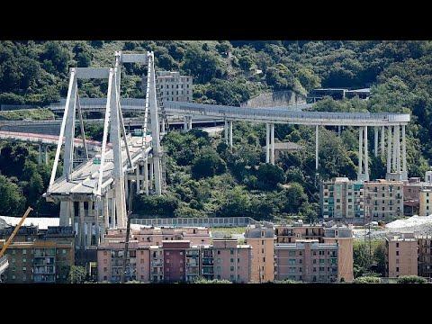 Ιταλία: Πυρά της κυβέρνησης κατά της «Autostrade» για την κατάρρευση της γέφυρας…