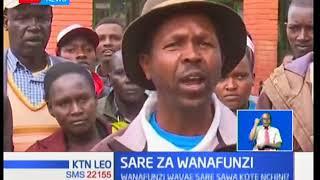 Wazazi wataka wanafunzi wote wavae sare za kufanana