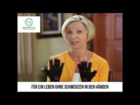 Kompressions Handschuhe orthopädisches System