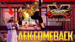 SFV AE ▰ Epic Street Fighter V Comebacks Volume 20