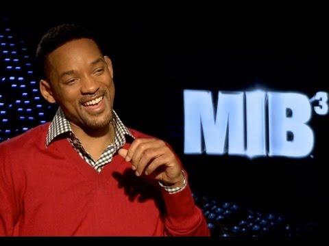 Will Smith představuje Muže v černém 3