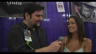 Summer Glau interview: THE CAPE, FIREFLY, and SARAH CONNOR at DragonCon 2010