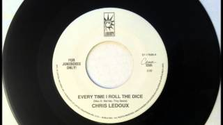 Every Time I Roll The Dice , Chris Ledoux , 1993 Vinyl 45RPM