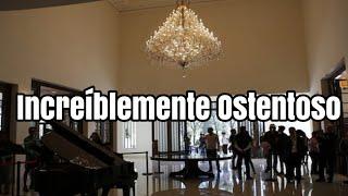 Así es la Casa Presidencial de México - Los Pinos