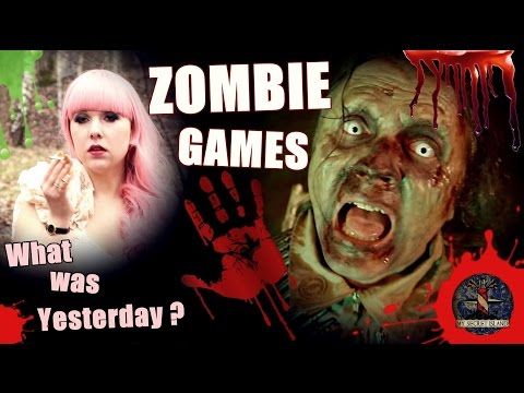MY SECRET ISLAND - What was Yesterday [official video] WARNING! KEEP OUT! ZOMBIE AREA! Short film
