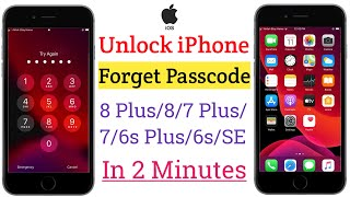 FREE.!! Unlock iPhone Forgotten Passcode - How To Unlock Any iPhone Passcode