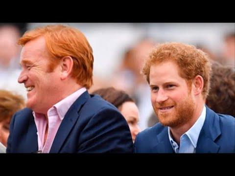 У принца Гарри нашли другого отца