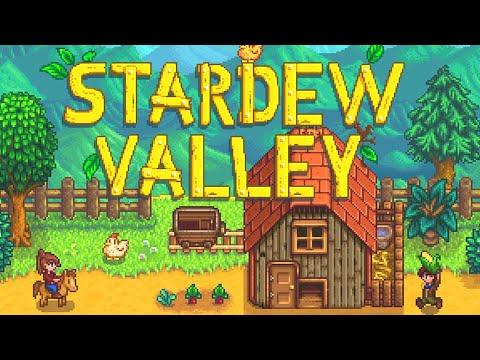Stardew Valley - Medvěd farmářem? JE TO MOŽNÉ!