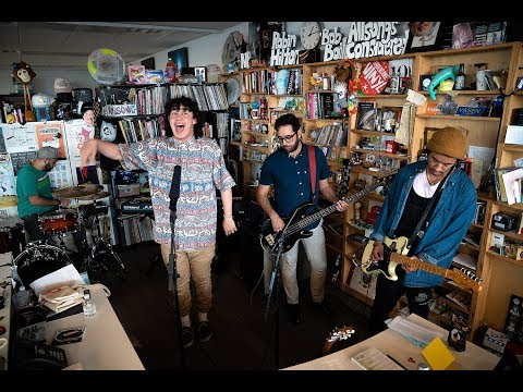 This is so different and weird. Hobo Johnson NPR Tiny Desk
