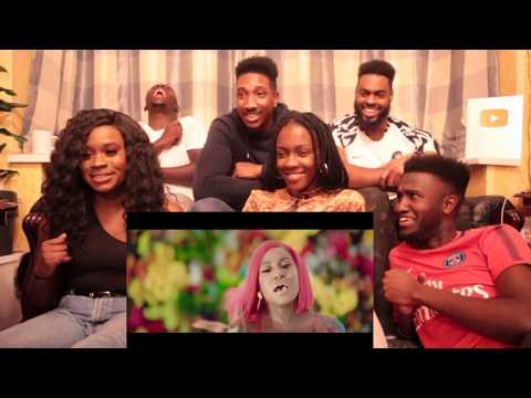 Niniola - Bana ( REACTION VIDEO )    @OfficialNiniola @Ubunifuspace