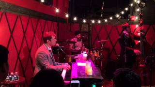 Jon McLaughlin THE CHRISTMAS SONG Rockwood Music Hall NYC 12/13/14