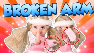 Barbie - Have the Twins Broken Their Arm? | Ep.106