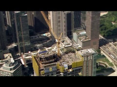 Shortage of skilled laborers affecting Chicago area construction projects