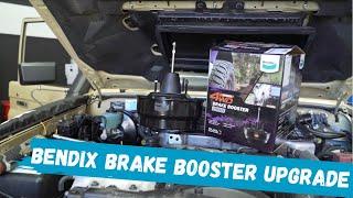 The Bendix Ultimate 4WD Brake Booster Upgrade
