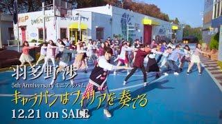 羽多野渉 / 5th Anniversaryミニアルバム「キャラバンはフィリアを奏でる」TV-SPOT