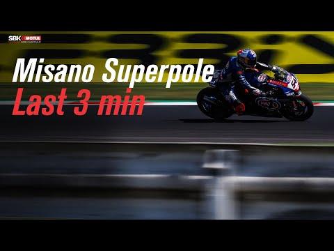スーパーバイク 2021 第3戦イタリア ミサノ・ワールド・サーキット・マルコ・シモンチェリ 決勝のスーパーポールハイライト動画