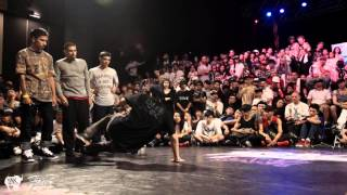 UNLUCKY vs. DEADSTOCK Bboy 4on4 Final RF JAM 2016 Singapore | YAK BATTLES