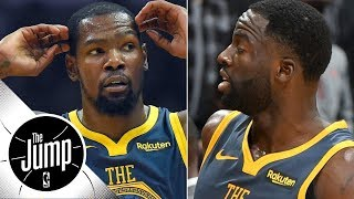 Can KD-Draymond controversy trigger end of Warriors' dynasty? | The Jump