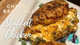 THE BEST STUFFED CHICKEN BREAST RECIPE | QUICK & EASY WEEKNIGHT DINNER