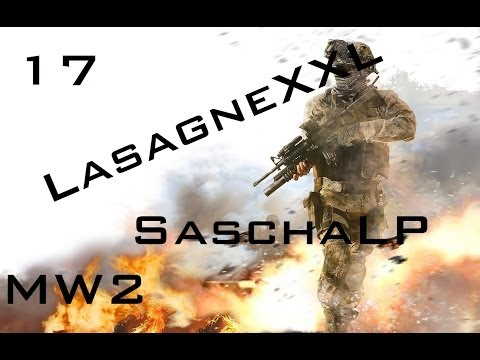 Let's Battle MW2 - LasagneXXL + SaschaLP - #17