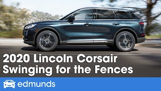 2020 Lincoln Corsair First Look: Lincoln Swings for the Fences