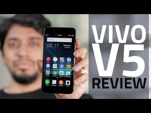 Vivo V5 Review | Price in India, 20MP Selfie Camera, Battery