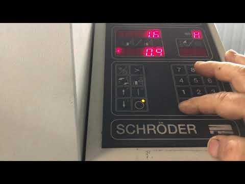 Schroder MAKII3000/2,0 P210301057