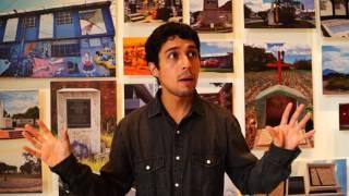 Entrevista Isaac Gajardo - Revista Signos