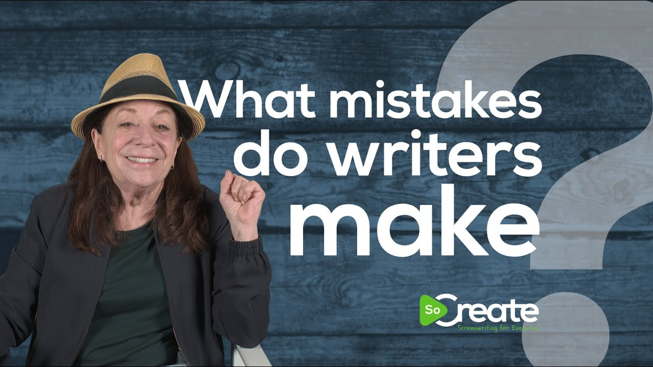 3 Serious Mistakes Screenwriters Can Make, According to the Hilarious Monica Piper