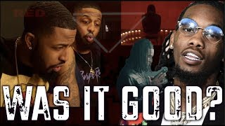 """OFFSET """"RED ROOM"""" OFFICIAL MUSIC VIDEO 