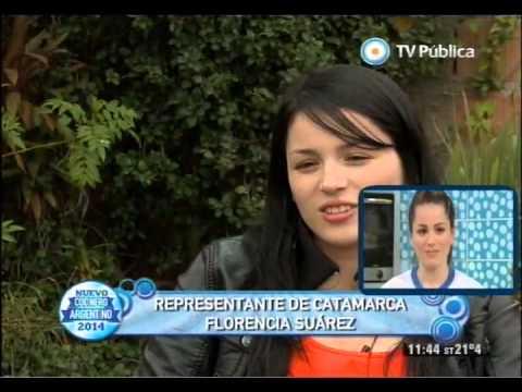 Conocemos a Florencia Suárez, Catamarca