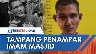 Tampang Pelaku yang Tampar Imam Masjid di Pekanbaru, Wajah Lebam Dihajar Massa yang Emosi