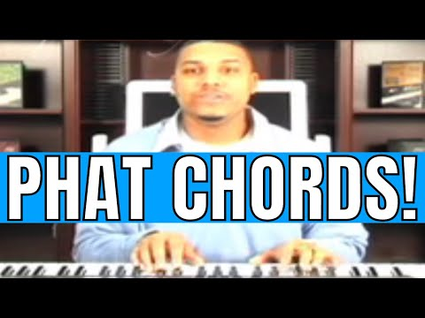 Gospel Keys Urban Pro Clip - Learn Phat Passing Chords