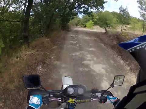 Suzuki Dr 350 Offroad brapp enduro Riđevstica Akrapovic